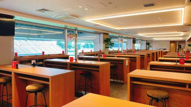 ピッチを眺めながら仕事ができる!?ヨドコウ桜スタジアムのコワーキングスペース「いいオフィス長居公園 by セレッソ大阪」を利用してみた